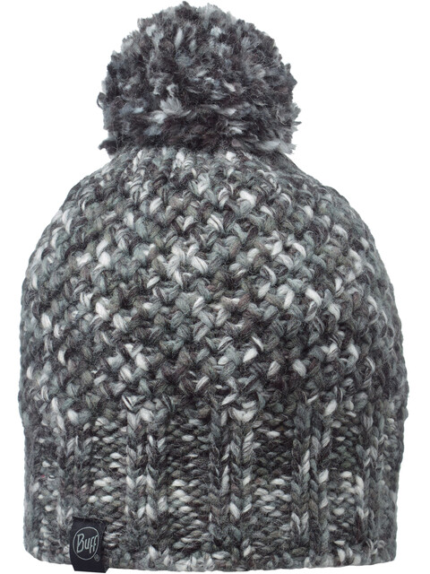 Buff Knitted Hat Margo Grey